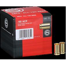 Geco .45 ACP Cases