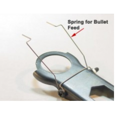 Return Bullet feed spring