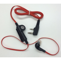 2 pin earpiece with PTT