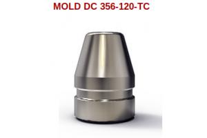 Lee Mold Double Cavity 356-120-TC