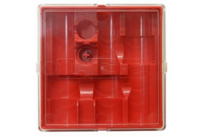 Lee, tom 3- verktygs box