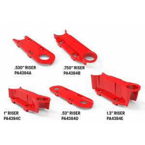 LEE APP - Risers Parts