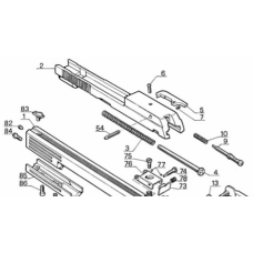Extractor Beretta M89 .22LR